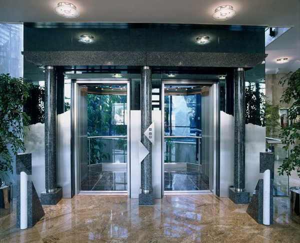 Лифтовое оборудование.