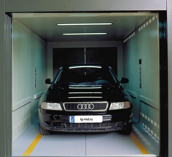 Автомобильные лифты.